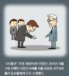 [<!HS>사건:텔링<!HE>] 후배가 증권사 부장이라 믿었는데, 35억원이 휴지로
