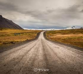[고아라의 아이슬란드 오디세이] ⑤ 비포장도로마저 반가운 곳, 웨스트피오르