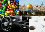아카데미 '기프트백' 이스라엘 여행권 포함 정치적 논란