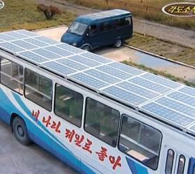 [<!HS>고수석의<!HE> <!HS>대동강<!HE> <!HS>생생<!HE> <!HS>토크<!HE>] 대북제재 에너지난 버티자…평양 버스에도 태양광 패널