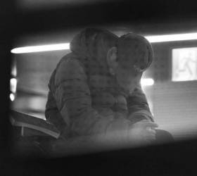 [<!HS>12초<!HE> <!HS>영상<!HE>] 노숙자가 카메라를 든 까닭은?