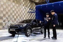 기아차, 친환경 소형 SUV '니로' 국내 공개…2317만~2741만원
