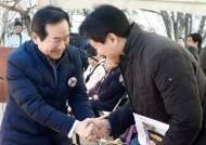오세훈·정세균 종로대전…이성헌·우상호 다섯 번째 대결