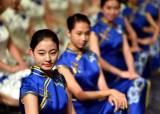 [화보] 보아오 포럼을 준비하는 중국 미녀 군단