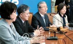 김종인 영입 1호 김현종, 필리버스터 1호 김광진 탈락