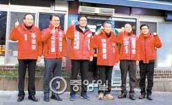 친박 130 vs 비박 100…친이·친유승민은 10명뿐