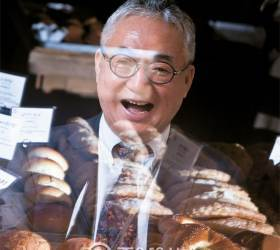[박정호의 사람 풍경] 나눠 먹는 빵이 제일 맛있죠, 매달 3000만원어치 나눠줘요