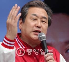 김무성, 150석 밑돌면 '중대 위기'···160석 넘으면 탄력