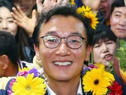 """부산서 3전4기 전재수 """"이런 게 정치가 정상화되는 것"""""""