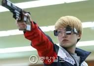 김장미 리우 프레올림픽 5위…한국사격 삼중고에 발목 잡혔다