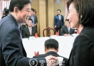 """중진들 """"비대위장 외부 영입"""" … 새혁모는 최장집 초청 세미나"""