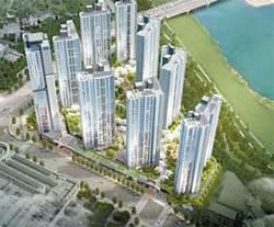 [명품 부동산] 초고층 아파트·오피스텔…광주 힐스테이트 리버파크