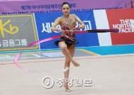 손연재, 아시아리듬체조선수권 우승