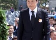 """손학규 """"새판짜기에 앞장서 나갈 것"""" 사실상 정치재개 선언"""