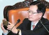 '정의화 청문회법' 2야 합의 땐 살균제·어버이연합 조사