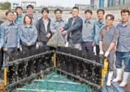 [국민의 기업] '한국동서발전' 애물단지 온배수, 전복양식·원예단지 난방용 에너지원 활용
