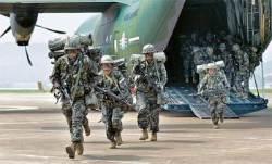 [사진] 해군·해병대 신속기동부대 첫 훈련