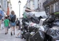 파리 꼬이는 파리, 유로 2016 앞두고 쓰레기 몸살