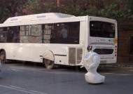 러시아 로봇, 연구실 탈출해 거리에 나타나
