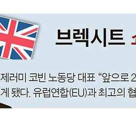 """""""영국, 아무도 안 가본 길 선택"""" …<!HS>아베노믹스<!HE>는 엔고에 휘청"""
