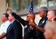 오바마·부시, 흑백 갈등 수습 '댈러스 동행'