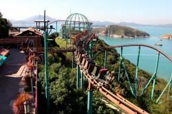 [J travel 3주년] 신나는 놀이기구, 신기한 바다생물···홍콩 '오션파크'