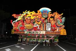 [<!HS>Travel<!HE> <!HS>Gallery<!HE>] 일본 아오모리 전통 축제, 네부타 마쓰리
