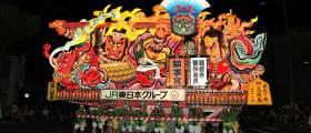 [<!HS>Travel<!HE> Gallery] 일본 아오모리 전통 축제, 네부타 마쓰리