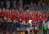 [리우is] 캐나다 선수단 입장~
