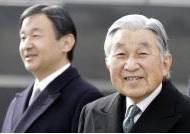 """일본 국민 80% 이상, """"일왕 생전 퇴위 찬성"""""""