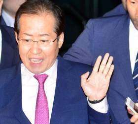 검찰, '<!HS>성완종<!HE> <!HS>리스트<!HE>' 홍준표 지사 징역 2년 구형
