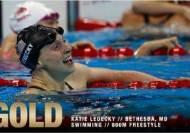 [리우올림픽]'펠프스 키즈' 러데키, 자유형 800m 세계신...리우 4관왕