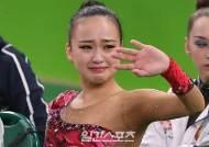 [화보] 동메달 놓친 손연재, 끝내 눈물 펑펑…