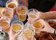 한국인 1회 평균 음주량 '맥주 5잔'…3년 전보다 0.7잔↓