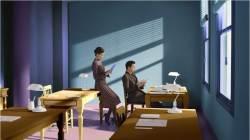 [<!HS>연애를<!HE> <!HS>oo<!HE>으로 <!HS>배웠네<!HE>-시즌2] 상실감을 달래는 에드워드 호퍼의 그림