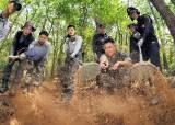 [화보] 6.25전쟁 유해발굴, 미 24사단*북한군 3,4사단 격전지