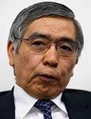 일본은행 총재, 추가 양적완화 가능성 시사