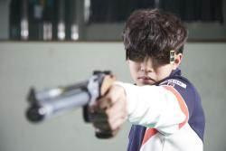 '포스트 진종오' 김청용, 또 다시 사격대회 2관왕