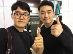 [단독]인천~의정부 왕복하며 리우패럴림픽 홍보 나선 두 청년