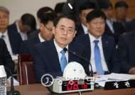 """김재수 """"국무위원으로 현안 챙기겠다""""…자진사퇴 거부"""