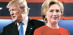 [<!HS>김현기<!HE> <!HS>특파원<!HE>이 본 미 대선 첫 TV토론] 트럼프는 잽을 날렸고, 클린턴은 한방 먹였다