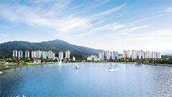 [분양 하이라이트] 부지 내 호수·쇼핑몰…2076가구가 중소형