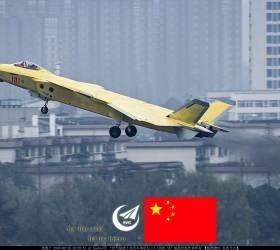 중국 최신예 스텔스전투기 젠-20 고화질 사진 공개
