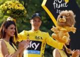 투르드 프랑스서 자전거 버리고 뛰고도 우승한 크리스 프룸, 11월 한국 찾는다