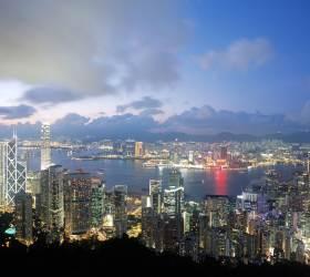 [<!HS>Travel<!HE> Gallery] 용의 등허리를 따라 걷다, 홍콩 트레킹