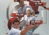이형택·유진선, 세계 테니스 레전드와 대결