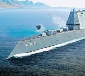 [<!HS>지식충전소<!HE>] 미 해군 '은밀한 침투자' 줌월트, 태평양 누비는 까닭
