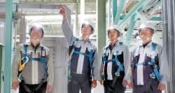 [대한민국 정부3.0] 유비쿼터스 안전모 개발 등 첨단 기술 활용 앞장