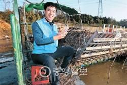 녹조·쓰레기 제거 특수장치 개발한 수질 해결사