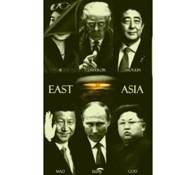 '<!HS>비정상회담<!HE>의 완성'…한반도 6개국 정상들 풍자 눈길